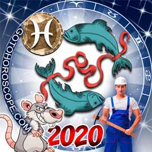 2020 Work Horoscope for Pisces Zodiac Sign