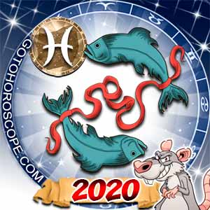 2020 Horoscope for Pisces Zodiac Sign
