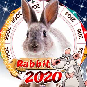 2020 Horoscope for Rabbit