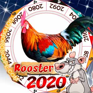 2020 Horoscope for Rooster
