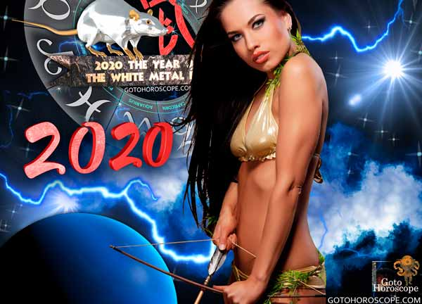 Sagittarius 2020 Horoscope Part 3
