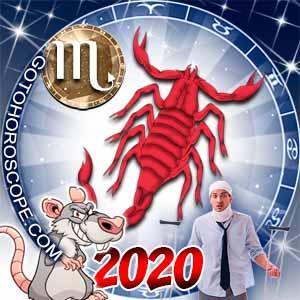 2020 Health Horoscope for Scorpio Zodiac Sign