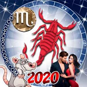 2020 Love Horoscope for Scorpio Zodiac Sign