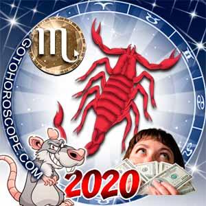 2020 Money Horoscope for Scorpio Zodiac Sign
