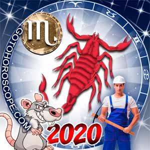 2020 Work Horoscope for Scorpio Zodiac Sign