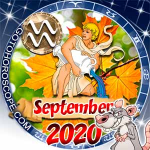 September 2020 Horoscope Aquarius