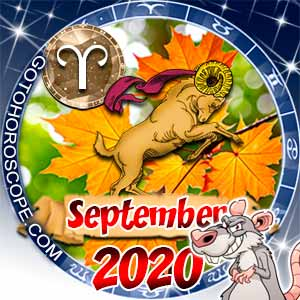 Aries Horoscope for September 2020