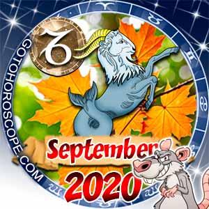 Capricorn Horoscope for September 2020