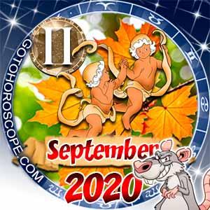 September 2020 Horoscope Gemini