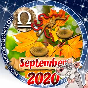 September 2020 Horoscope Libra