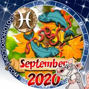 September 2020 Horoscope Pisces