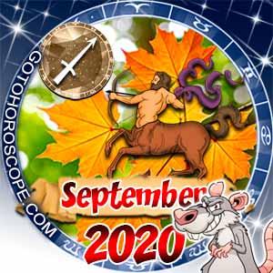 September 2020 Horoscope Sagittarius