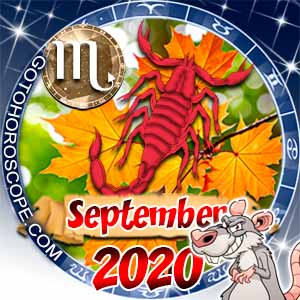 Scorpio Horoscope for September 2020