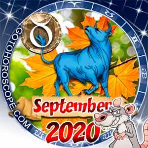 September 2020 Horoscope Taurus
