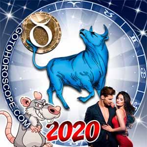 2020 Love Horoscope for Taurus Zodiac Sign