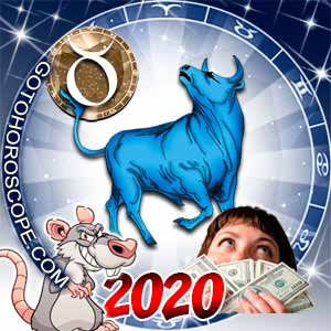 2020 Money Horoscope for Taurus Zodiac Sign