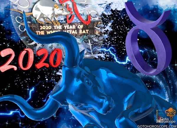 Taurus 2020 Horoscope Part 1
