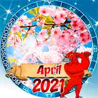 April 2021 Horoscope
