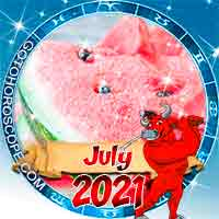 July 2021 Horoscope
