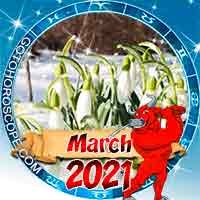 March 2021 Horoscope