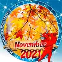 November 2021 Horoscope