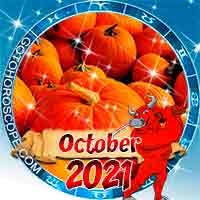 October 2021 Horoscope