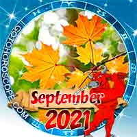 September 2021 Horoscope