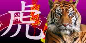 Chinese Horoscope 2021 for Tiger