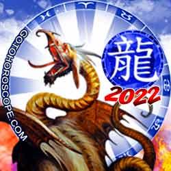 Dragon Chinese New Year Horoscope 2022