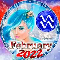 February 2022 Aquarius Monthly Horoscope