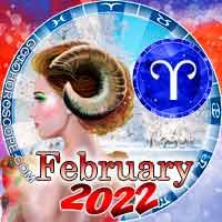 February 2022 Aries Monthly Horoscope