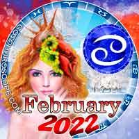 February 2022 Cancer Monthly Horoscope
