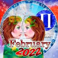 February 2022 Gemini Monthly Horoscope