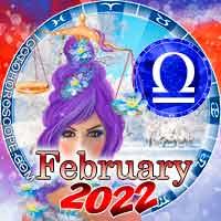 February 2022 Libra Monthly Horoscope