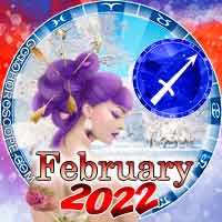 February 2022 Sagittarius Monthly Horoscope