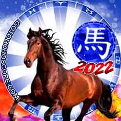Horse Chinese New Year Horoscope 2022