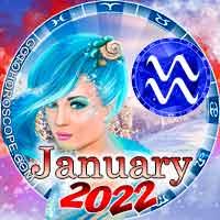 January 2022 Aquarius Monthly Horoscope
