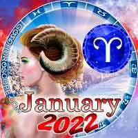 January 2022 Aries Monthly Horoscope
