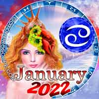 January 2022 Cancer Monthly Horoscope
