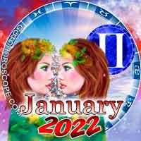 January 2022 Gemini Monthly Horoscope