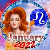 January 2022 Leo Monthly Horoscope