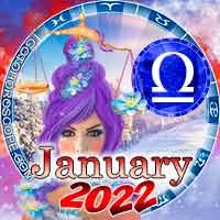 January 2022 Libra Monthly Horoscope