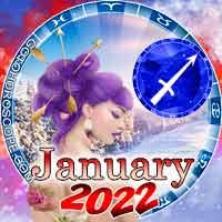 January 2022 Sagittarius Monthly Horoscope