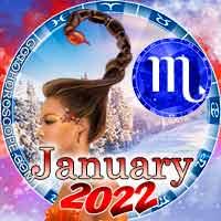 January 2022 Scorpio Monthly Horoscope