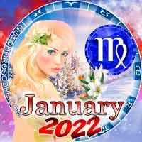 January 2022 Virgo Monthly Horoscope