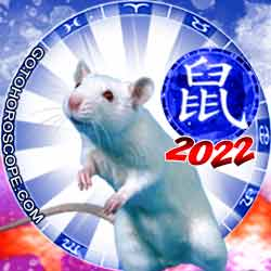 Rat Chinese New Year Horoscope 2022