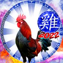 Rooster Chinese New Year Horoscope 2022