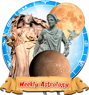 Weekly Astrology Links Category