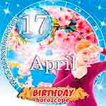Birthday Horoscope April 17th