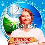 Birthday Horoscope August 12th